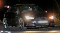 L'Audi S1 arrive déjà restylée