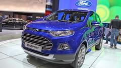 Ford EcoSport : les tarifs