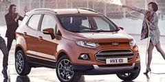 Ford EcoSport : essence ou Diesel au tarif unique de 20 990 euros