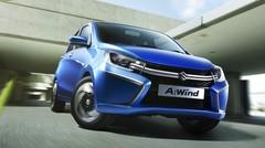 Suzuki A:Wind Concept, future citadine globale