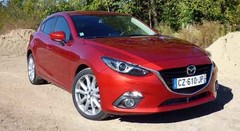 Essai Mazda3 : La compacte « plus »