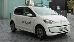 Volkswagen e-up! : Prise en mains