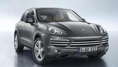Porsche Cayenne : nouvelle série spéciale Platinum Edition