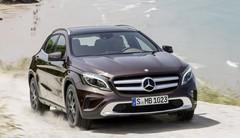 Le Mercedes GLA annonce ses prix