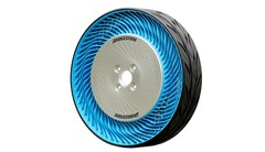 Un deuxième prototype de pneu sans air pour Bridgestone
