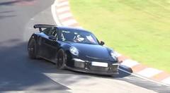 La Porsche 911 GT2 (2014) à l'assaut du Nürburgring !