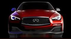 Infiniti Q50 Eau Rouge Concept 2014 : vers une version sportive ?
