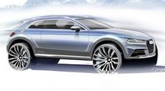 Le futur Audi Q2 en filigrane ?