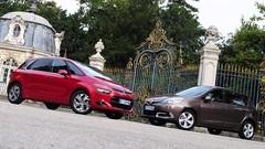 Essai Citroën C4 Picasso 2 vs. Renault Scénic 3 restylé : Catégorie poids lourds
