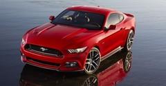 Ford Mustang 2014 : des futures versions diesel, hybride et électrique à l'étude