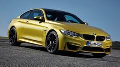 BMW M3 et M4 Coupé 2014 : photos officielles en fuite