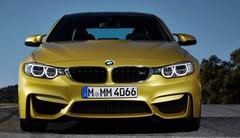 Photos et vidéo des nouvelles BMW M3 et M4 Coupé (2014)