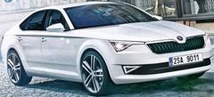 Skoda proposera une Octavia coupé en 2015