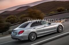 La nouvelle Mercedes Classe C se dévoile avant l'heure