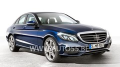 Future Mercedes-Benz Classe C 2014 : nouvelles photos scoop