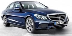 Nouvelle Mercedes Classe C : sous influence