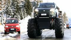 Essai Fiat Panda Bigfoot : Panda aux grands pieds !