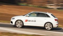 Au volant : Audi RS Q3