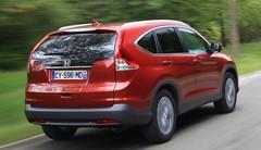Essai Honda CR-V 1.6 i-DTEC Executive Navi : Petit diesel, belle forme