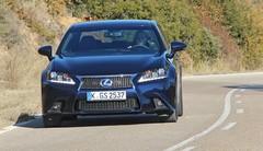 Essai Lexus GS 300h : Plus économique que les Diesel