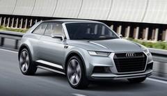 Audi : les SQ2, SQ4 et Q9 au programme