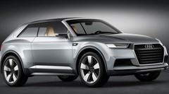 Audi dépose les noms SQ2, SQ4, Q9 et f-tron