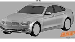 BMW Série 4 : premières images de la version Gran Coupé