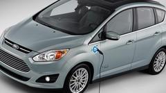 Le Ford C-MAX Solar Energi Concept capte l'énergie solaire au CES