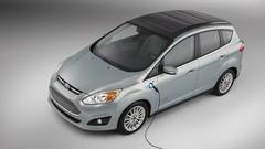Ford C-Max Solar Energi Concept : le pari de l'énergie solaire