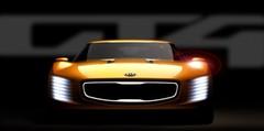 315 ch pour le concept Kia Stinger présenté à Detroit