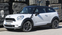 Essai Mini Paceman Cooper SD 143 ch All4 : la carte SD