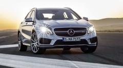 Mercedes GLA 45 AMG 2014 : 360 ch pour le crossover