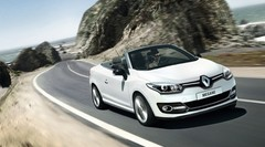 Renault Mégane CC restylée : les nouveaux tarifs