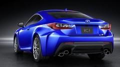 Lexus RC F V8 5 litres et plus de 450 ch