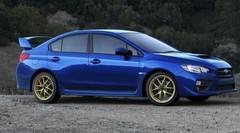 Subaru WRX STI, premières images