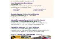 Chevrolet Corvette Z06 : 628 ch au programme ?