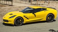 La Chevrolet Corvette Z06 aura au moins 620 ch