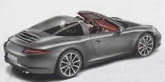 La Porsche 911 Targa en avance !