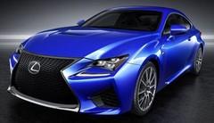 Lexus RC F : priorité à la vitesse !
