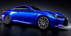 450 chevaux pour le coupé Lexus RC F