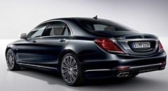 Mercedes-Benz S600, déjà des fuites