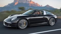 Porsche 911 Targa 4 et 4S : Classique revisité