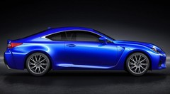 Nouveau coupé Lexus RC F