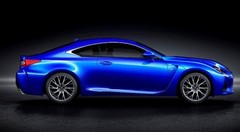 Lexus RC F : l'anti M4 ?