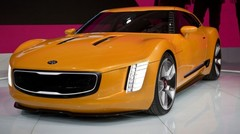 Salon de Detroit 2014 : Kia GT4 Stinger Concept, belle surprise
