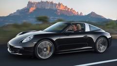 Le come back de la Porsche 911 Targa