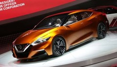 Nissan en fait un max avec sa Sport Sedan Concept