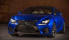 La Lexus RC-F, c'est du sérieux