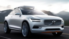 Volvo Concept XC Coupé : renouveau pour 2014