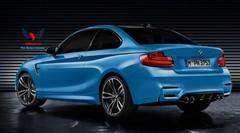 BMW : une M2 forte de 380 ch en 2016 ?